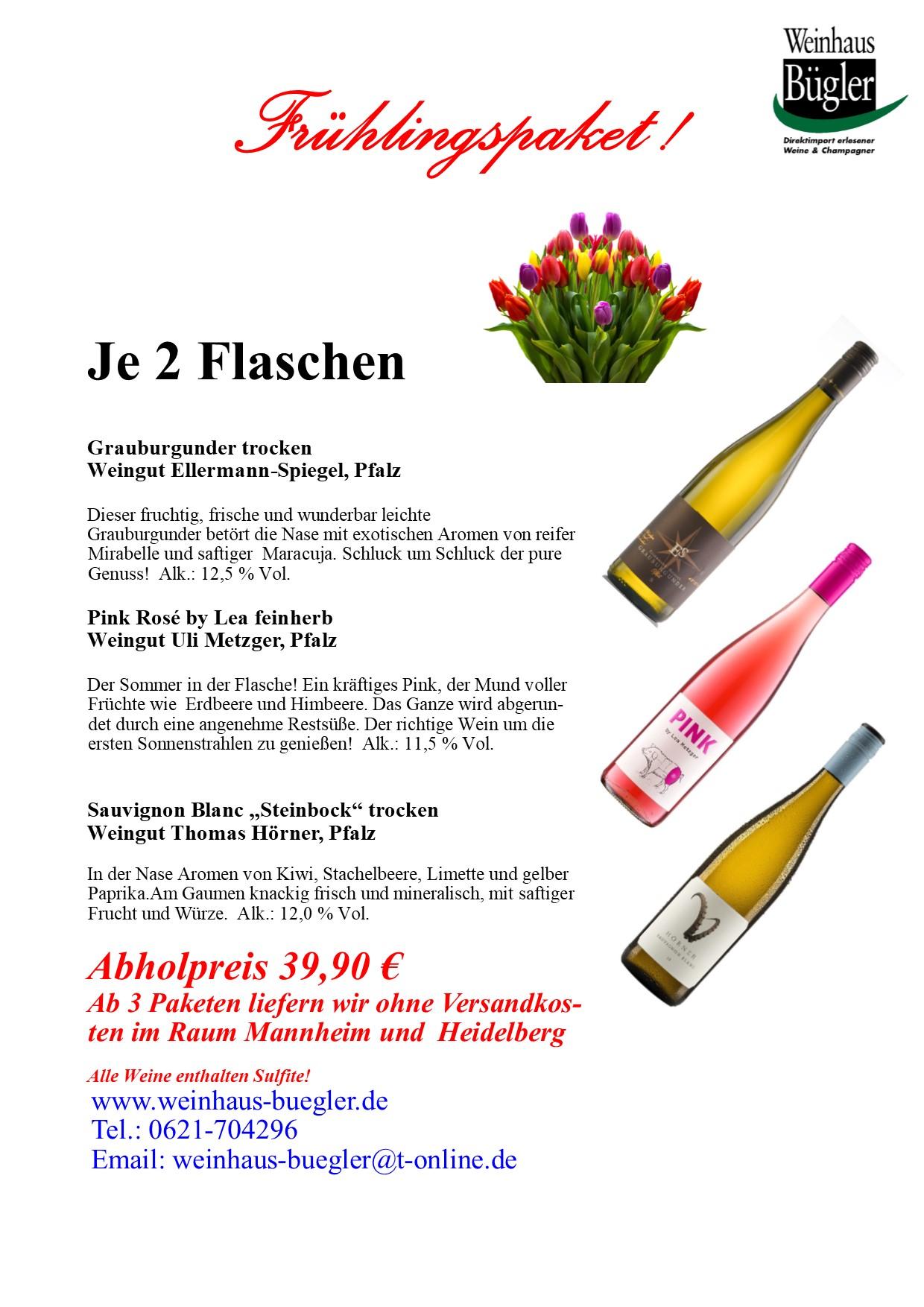 Weinhaus Bügler: Wieder geöffnet!